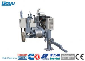 Cummins Engine 2.5km / H Transmission Line Stringing Equipment Manufactures