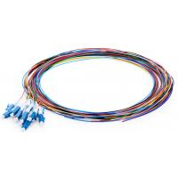 F200N Tensile Multimode Fiber Pigtail , High Return Loss LC Fiber Pigtail Manufactures