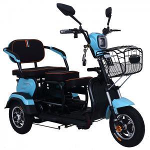 Drum Brake 60V 1000W 3 Wheel Adult Scooter Manufactures