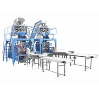 Buy cheap Carbon Steel Pipe Fittings Packing Machine Automatic Weighing 2000ml Volume from wholesalers