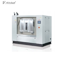 China 50KG 100KG Commercial Barrier Washing Machine Barrier Washer Extractor on sale