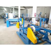 Buy cheap 1- 4 Cores Cable Manufacturing Machine , PVC Cable Extrusion Line from wholesalers