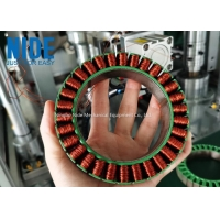 1.0mm 2 Wheel Motor Automatic Stator Winding Machine Manufactures