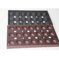 Buy cheap 21 Links Anti Heat Shell Muffin Cake Pan from wholesalers