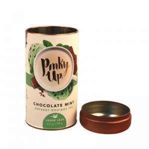 Retro Style Tea Storage Tins for Sale Manufactures