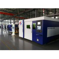 High Processing Ability Metal Laser Cutting Machine For Bolt Series , 200m/min Rapid Speed Manufactures