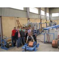 Buy cheap Micro Size Coaxial Teflon Cable Making Machine / FEP PFA ETFE Wire Extruder from wholesalers