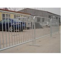 Temporary Event Barrier Panel 38mm Diameter Pipe 1.1m Manufactures