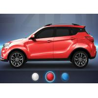 Single Level Automatic Electric Car , 25 KW Motor Power 100km/H Electric Little Cars Manufactures