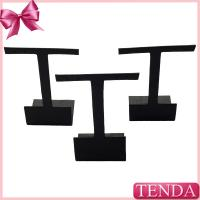 Charm Black Wooden Plastic Acylic Metal Leather Jewellery Jewerly Pendant Earring Display Tree Manufactures