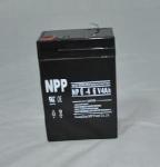 Lead Acid Battery 6V4ah for Emergency Light Manufactures