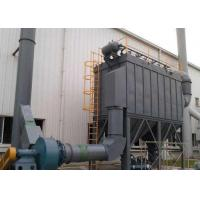 Cement Production Baghouse Dust Collector Machine PLC  Controlled Manufactures