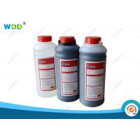 Continuous Inkjet Water Based Dye Ink 1000ml Small Character Date Printing Manufactures