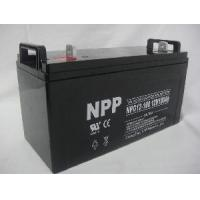 Solar Battery (NP12-100Ah 12V 100AH) Manufactures