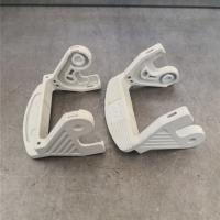 White High Precision Plastic Moulding Parts With Long Service Life Manufactures