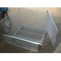 Folding Wire Mesh Container Manufactures