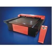 China Large Format Double Y-Axis Co2 Fabric Laser Cutting Machine For Home Textile on sale