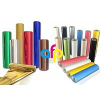 China Hot Stamping Foil for Paper/Leather/Textile/Fabrics/Plastics on sale