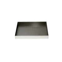 Durable 1.5mm 600x400x20mm Aluminized Steel Baking Pans Manufactures