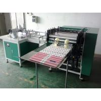 Adjustable Sewing Pitch Book Thread Sewing Machine , Book Folding Machine Manufactures