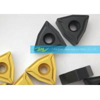 Heavy Turning Steel Pipe CNC Carbide Inserts TNMX Serial Valenite Carbide Inserts Manufactures