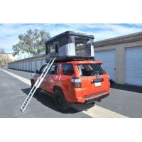 single layer fiberglass Hard Shell Roof Top Tent Manufactures
