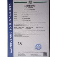 OWO INTERNATIONAL TRADING CO.,LTD Certifications