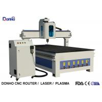 High Stability 3D CNC Engraving Machine For Furniture Decoration Industry Manufactures