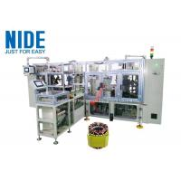 Fully automatic 4 working stations stator coil lacing machine Manufactures