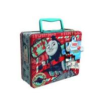 Thomas & Friends Puzzle Tin with Handle Manufactures