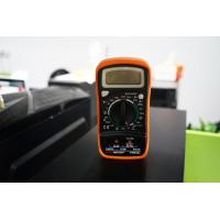 Buy cheap AC/DC Amp Ohm Voltage Tester Meter with Resistance Continuity Capacitance and from wholesalers