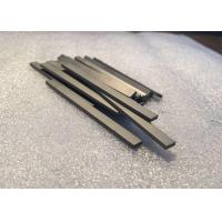 Economical Tungsten Carbide Bar Stock High Wear Resistance Good Bending Strength Manufactures