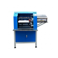 Heavy Duty Industrial NBW-450 Plastic spiral Coil Binding Machine Manufactures