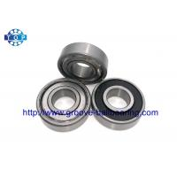 Buy cheap Carbon Steel Material 6204 Bearing, 6204-2RS Sealed Ball Bearing, 6204zz Groove from wholesalers