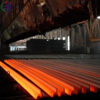 Industrial Railway Track Material Steel , Rail Height 140mm Railway Track Metal Manufactures