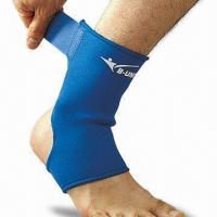Ankle Support with Velcro Strap Manufactures