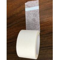 Medical Use Adhesive Micropore Paper Tape / Non Woven Hypoallergenic Tape Manufactures
