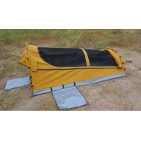 4WD Roof Top Tent Accessories Canvas camping Swag Tent Manufactures
