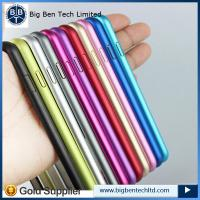 Buy cheap 2015 Luxury slim metal bumper For iphone 6 plus bumper case cover Aluminum from wholesalers