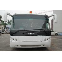Large Capacity 14 Seat Tarmac Coach Airport Limousine Bus Wheel Base 7100mm Manufactures