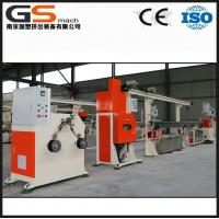Orange Color Plastic Filament Extruder Machine For 50 Kg/H 3D Printer ABS PLA Manufactures