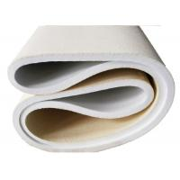 PES Nomex High Heat Insulation Blanket Non Slipping For Knitted Fabric Compactor Manufactures