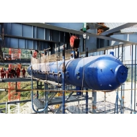 High Pressure Heating Horizontal Asme Boiler Steam Drum Manufactures