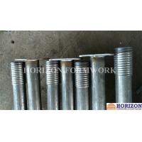 Buy cheap Internal Thread Scaffolding Steel Prop 3.5m With Cast Handle Painting Surface from wholesalers