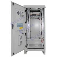 Buy cheap Emerson Rectifier / Battery Outdoor Power Cabinet Sandwich Structure Panel IP55 from wholesalers