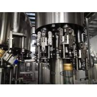 Multi Sealing Caps SS316 Glass Bottle Filling Machine Manufactures