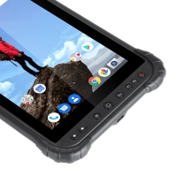 """IP68 4G 8"""" LTE LPDDR3 BT4.2 Waterproof Tablet PC Android 9.0 Manufactures"""