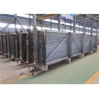 ASME Boiler Gas Cooler Heat Exchanger For Power Plant Carbon / Stainless Steel Manufactures