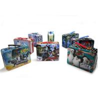Marvel Avengers Boy's Tin Lunchbox Manufactures