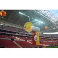 Customized Inflatable Advertising Cylinder Printed Helium Balloons for Celebration day Manufactures